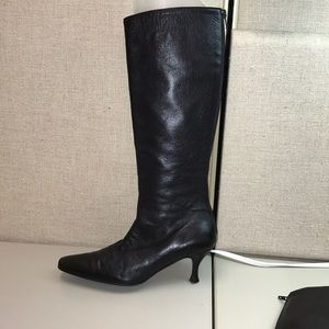 Cole HAAN knee high boots
